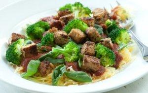 http://www.wholefoodsmarket.com/recipe/italian-style-spaghetti-squash-tempeh