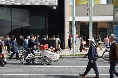 Bike Full O Dogs_Ginza_Mar 2018